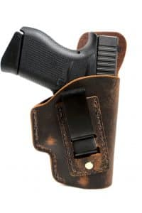 iwb leather holster