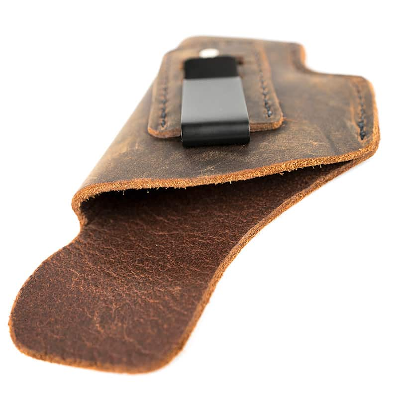 Soft Leather IWB Holster