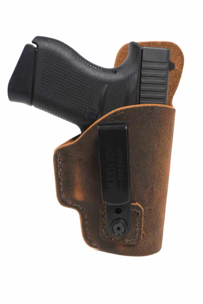 Ruger LCP2 w// LaserIWB Conceal Carry Slim Tuck Holster w// Sweat Guard