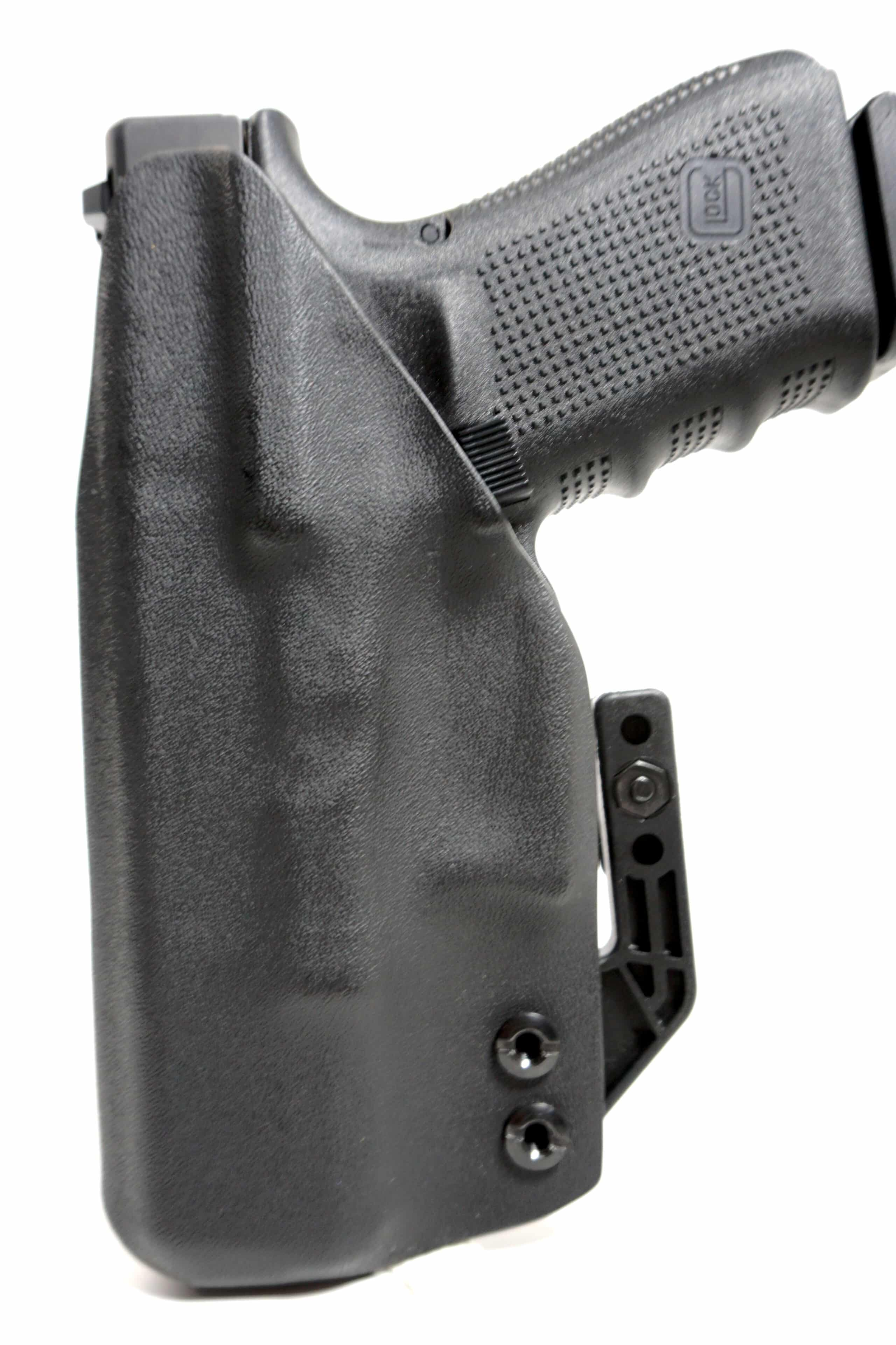 Glock 19 with TLR-7 IWB Kydex Holster - Made In U S A