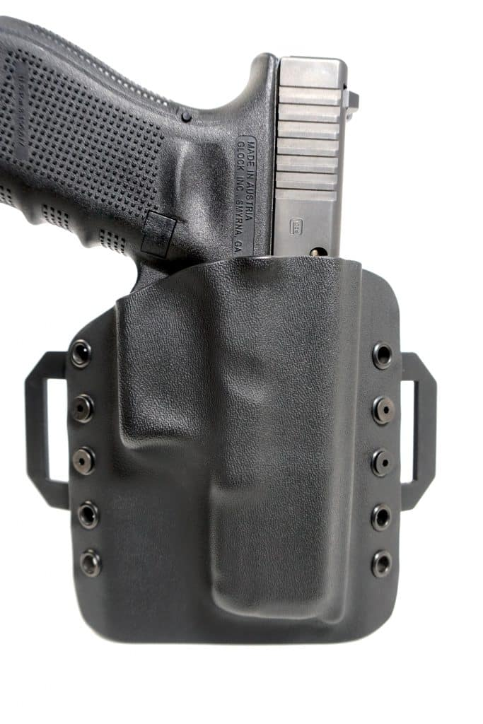 outside the waistband kydex holster