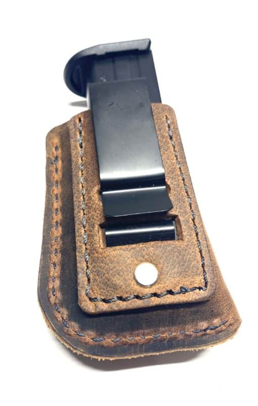 Leather Magazine Holster